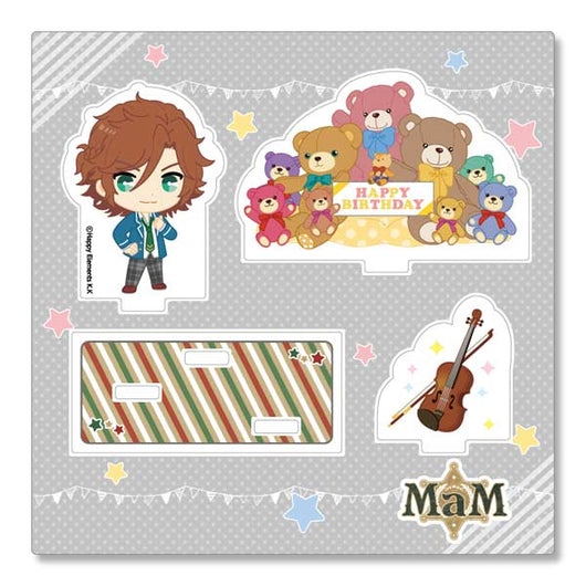 (PO) Ensemble Stars! Acrylic Diorama Collection Special - Mikejima Madara (12)
