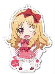 (PO) Ero Manga Sensei Original Illustration Big Acrylic Key Chain - Yamada Elf (7)