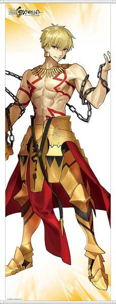 (PO) Fate/EXTELLA Big Tapestry F Gilgamesh (4)