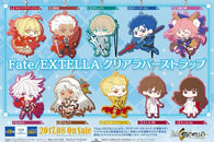 (PO) Fate/EXTELLA Clear Rubber Strap (8)