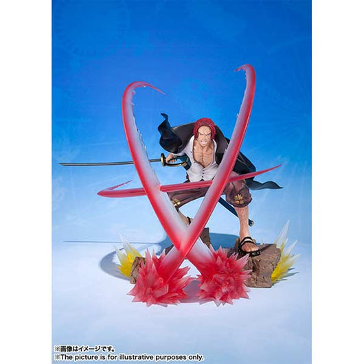 Figuarts Zero One Piece - Shanks Haoshoku no Haki