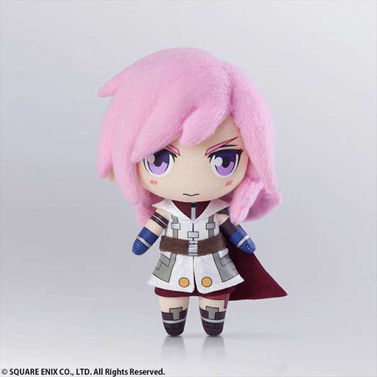 (PO) Final Fantasy Mini Plush Final Fantasy XIII - Lightning (11)