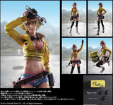 Final Fantasy XV Play Arts Kai - Cidney Aurum