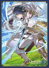Fire Emblem Cipher Matte Card Sleeve - Alfonse No. FE54