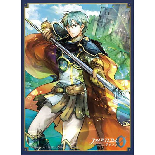 Fire Emblem Cipher Matte Card Sleeve - Ephraim No. FE58