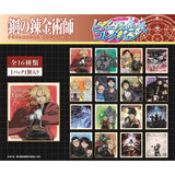 Fullmetal Alchemist Visual Shikishi Collection