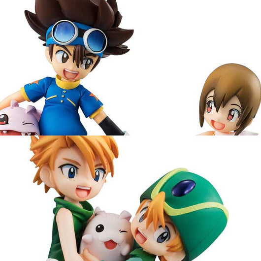 G.E.M Series: Digimon Adventure - Siblings Set
