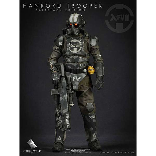 GWG-006 (A) - Hanroku Trooper Salt Black Edition (Regular)