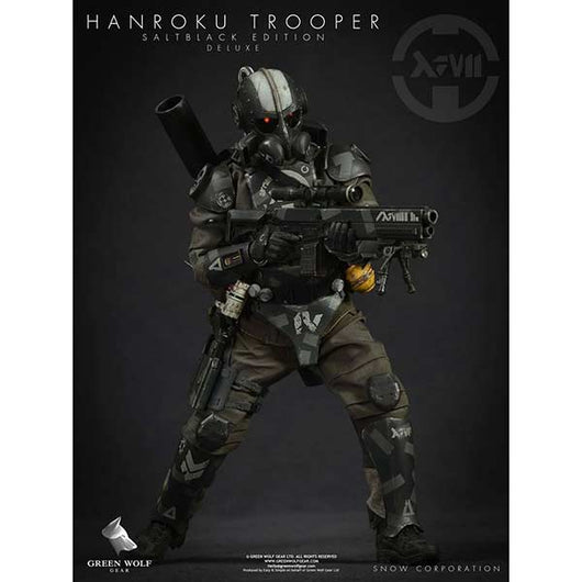 GWG-006 (B) - Hanroku Trooper Salt Black Edition (Deluxe)