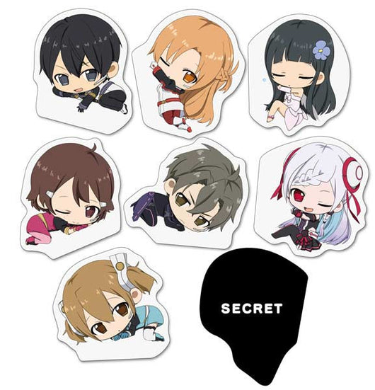 Genco Magnet Clip Collection Sword Art Online The Movie Ordinal Scale