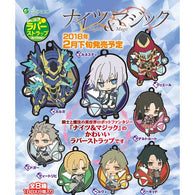 (PO) Genco Rubber Strap Collection Knight's & Magic (2)