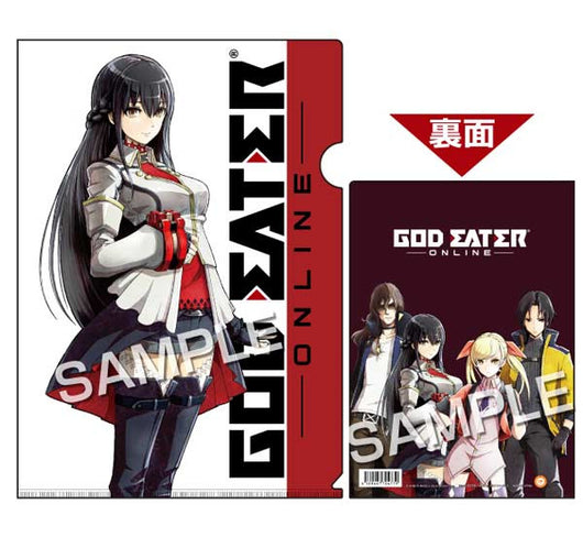 God Eater Online Clear File A