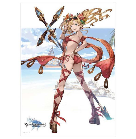 (PO) Granblue Fantasy Tapestry - Zeta (Swimwear ver.) (10)