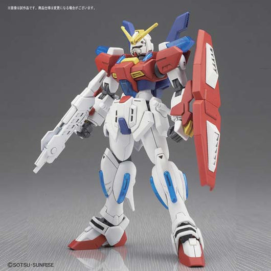 (PO) HGBF Build Fighters - New Gundam (8)