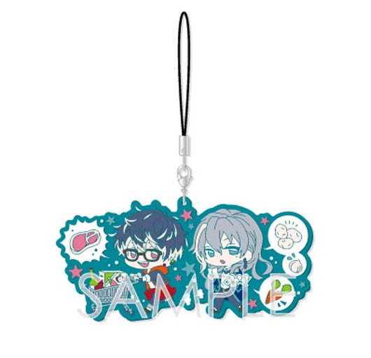 (PO) IDOLiSH7 Wachatto! Rubber Strap D Re:vale (8)