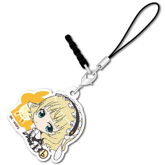 (PO) Is the Order a Rabbit? Bocchi-kun Acrylic Charm - Syaro (7)