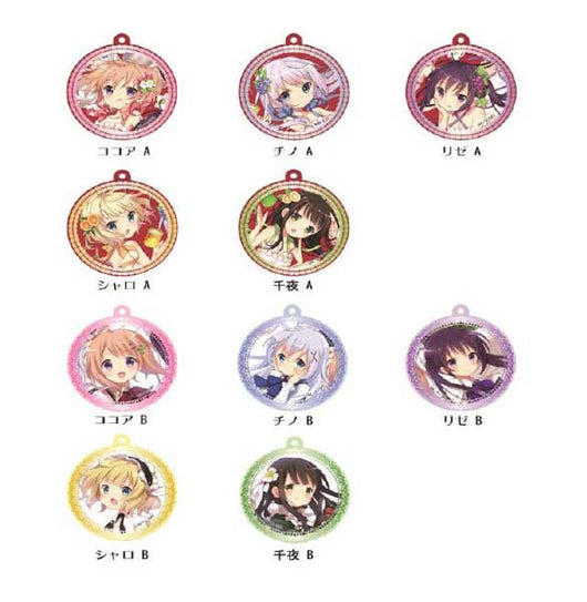 (PO) Is the Order a Rabbit? Trading Acrylic Strap (6)