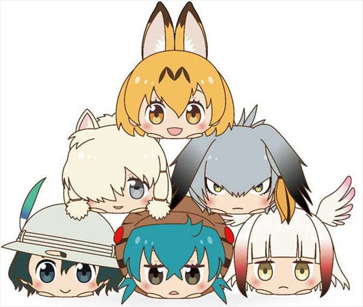 Kemono Friends Mochikororin