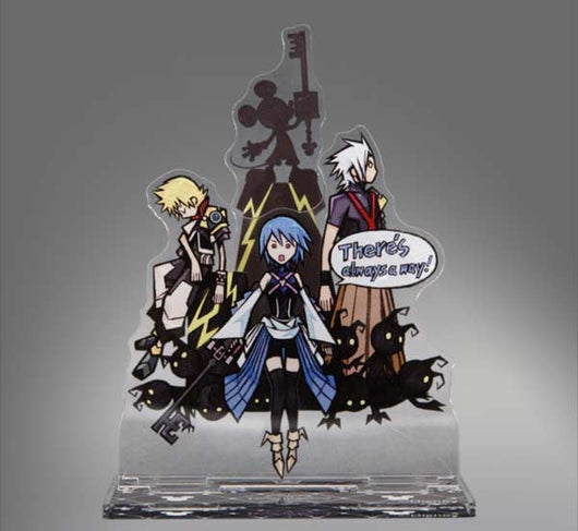 (PO) Kingdom Hearts HD 2.8 Final Chapter Prologue Acrylic Stand Bond (5)