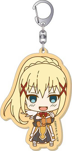 KonoSuba 2 Big Acrylic Key Chain D Darkness