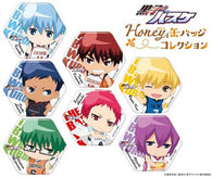 Kuroko's Basketball Honey Can Badge Collection