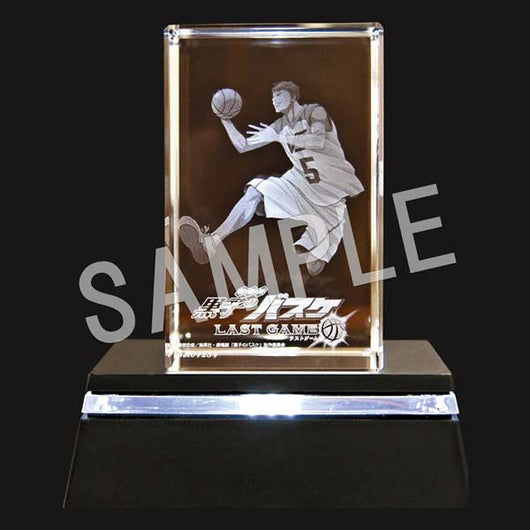 (PO) Kuroko's Basketball the Movie LAST GAME Crystal Art Aomine Daiki (6)