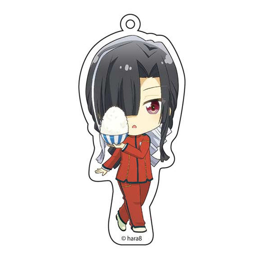 (PO) Love-Kome -WE LOVE RICE- Acrylic Key Chain 4 Akitakomachi (6)