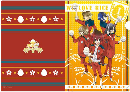 (PO) Love-Kome -WE LOVE RICE- Clear File B (6)