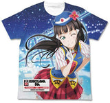 (PO) Love Live! Sunshine! Dia Kurosawa Full Graphic Tees Happy Party Train Ver. (10)