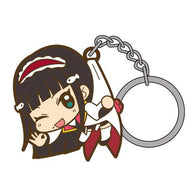 (PO) Love Live! Sunshine! Tsumamare Key Chain MIRAI TICKET Ver. - Dia (10)