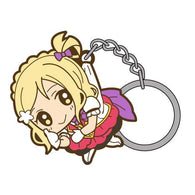 (PO) Love Live! Sunshine! Tsumamare Key Chain MIRAI TICKET Ver. - Mari (10)
