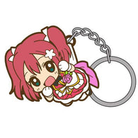 (PO) Love Live! Sunshine! Tsumamare Key Chain MIRAI TICKET Ver. - Ruby (10)