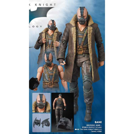 (PO) MAFEX The Dark Knight Rises - Bane (2)