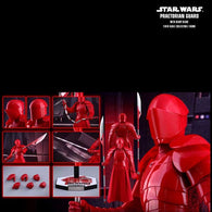(PO) MMS453 – Star Wars: The Last Jedi – Praetorian Guard (With Heavy Blade) (Q3 2018)