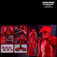 (PO) MMS454 – Star Wars: The Last Jedi – Praetorian Guard (With Double Blade) (Q3 2018)