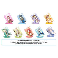 Magia Record Puella Magi Madoka Magica Side Story Big Acrylic Stand Collection