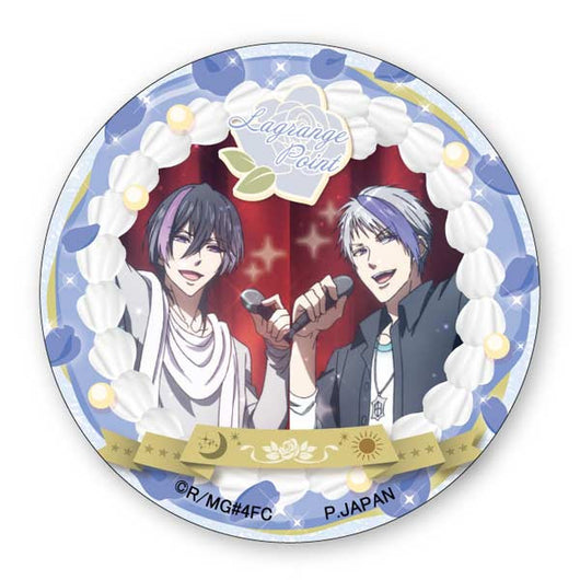 (PO) Marginal#4 Kiss Kara Tsukuru Big Bang Can Badge - LAGRANGE POINT (5)