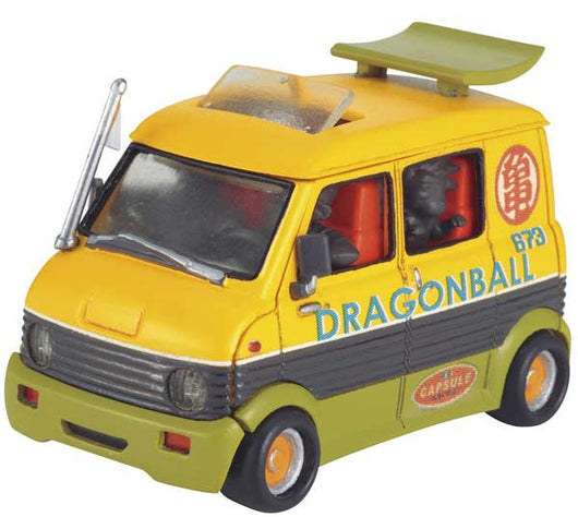 Mecha Collection Dragonball Vol.7 - Master Roushi Wagon