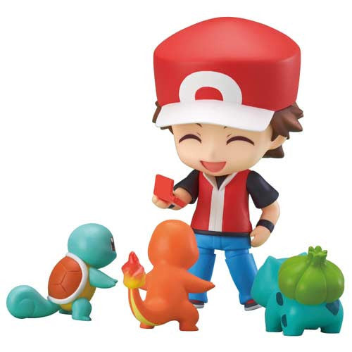 Nendoroid 425 Pokemon Red