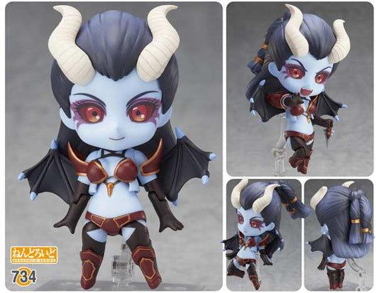 Nendoroid 734 Dota 2 - Queen of Pain