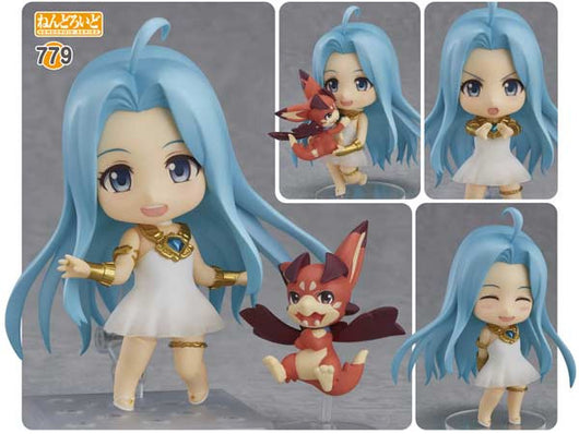 Nendoroid 779 Granblue Fantasy - Lyria & Vyrn
