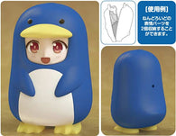 Nendoroid More Face Parts Case Penguin