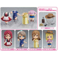 Nendoroid More Love Live! Sunshine! Dress Up World Image Girls Vol. 2
