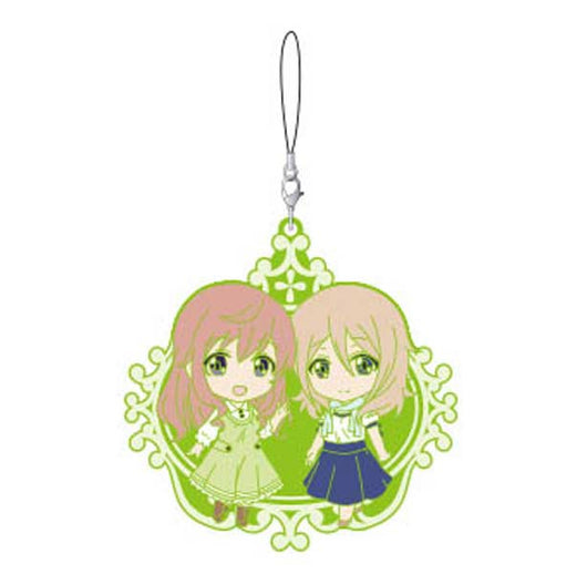 (PO) Nendoroid Plus Is the Order a Rabbit? Unit Rubber Strap Aoyama Blue Mountain & Mocha (9)