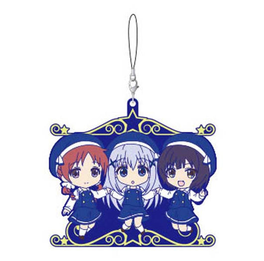 (PO) Nendoroid Plus Is the Order a Rabbit? Unit Rubber Strap Chimame Corps (9)