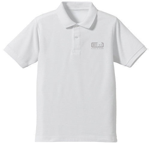 (PO) New Game! Eagle Jump Polo-shirt (White) (9)