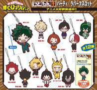 (PO) Nitotan My Hero Academia Party Rubber Mascot (8)