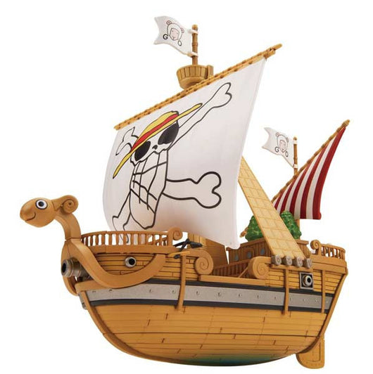 One Piece Grand Ship Collection - Going Merry Memorial Color Ver.