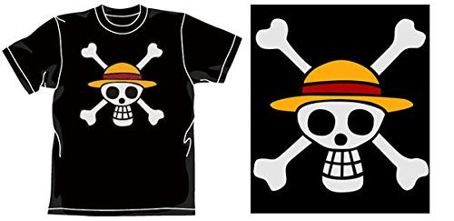 (PO) One Piece Pirate Flag T-shirt C609103