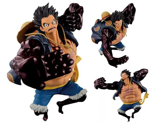 One Piece Sculture Big Special Luffy Gear Forth (Re-issue)